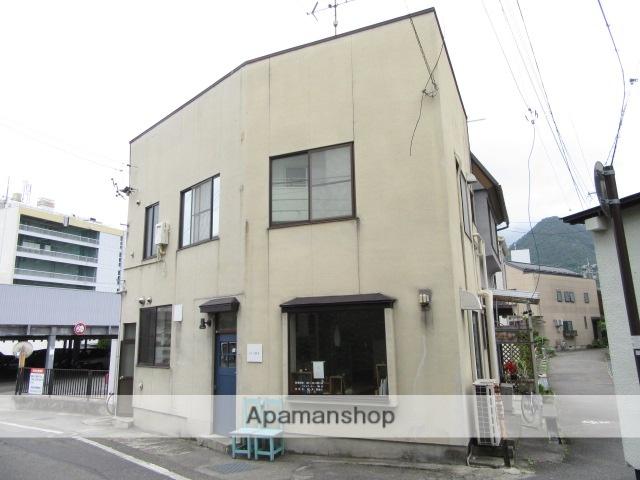 長野県長野市、市役所前駅徒歩13分の築33年 2階建の賃貸アパート