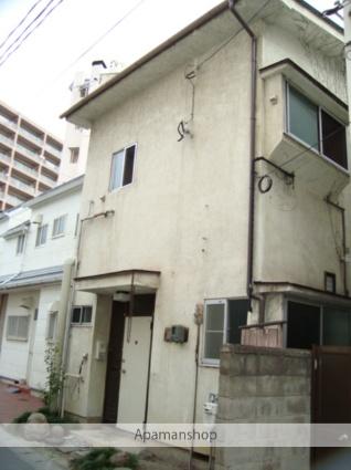 長野県長野市、市役所前駅徒歩12分の築47年 2階建の賃貸一戸建て
