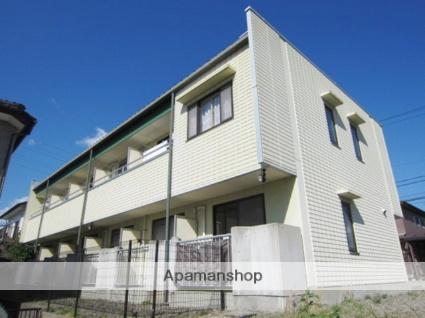 長野県長野市、三才駅徒歩20分の築23年 2階建の賃貸マンション