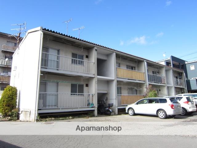 長野県長野市、善光寺下駅徒歩15分の築40年 2階建の賃貸マンション