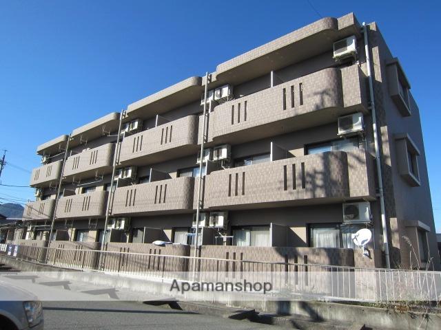 長野県長野市、市役所前駅徒歩26分の築23年 3階建の賃貸マンション