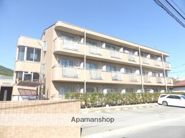長野県長野市、安茂里駅徒歩5分の築19年 3階建の賃貸マンション