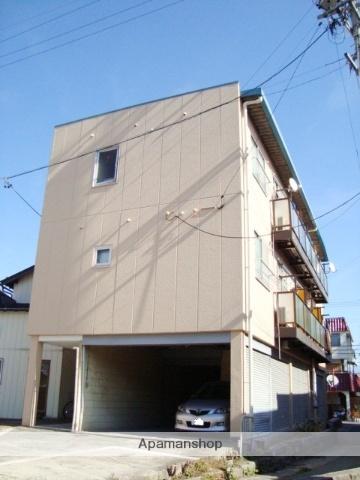 長野県長野市、権堂駅徒歩15分の築37年 3階建の賃貸マンション