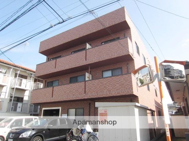 長野県長野市、長野駅徒歩23分の築13年 3階建の賃貸マンション