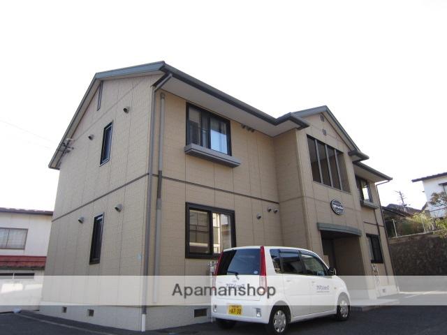 長野県長野市、善光寺下駅徒歩15分の築14年 2階建の賃貸アパート
