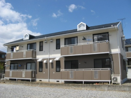 長野県長野市、北長野駅徒歩19分の築25年 2階建の賃貸アパート