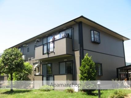 長野県長野市、北長野駅徒歩12分の築25年 2階建の賃貸アパート