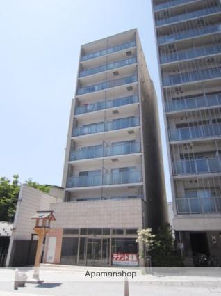 長野県長野市、長野駅徒歩12分の築9年 9階建の賃貸マンション