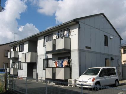長野県長野市、本郷駅徒歩10分の築20年 2階建の賃貸アパート
