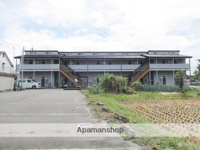 長野県長野市、長野駅徒歩35分の築27年 2階建の賃貸アパート