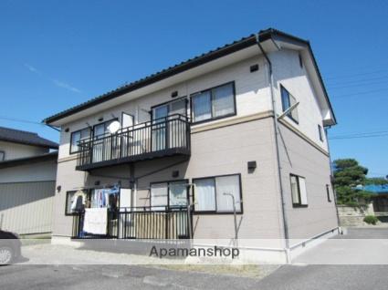 長野県長野市、朝陽駅徒歩4分の築20年 2階建の賃貸アパート