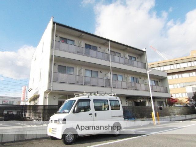 長野県長野市、市役所前駅徒歩13分の築12年 3階建の賃貸マンション
