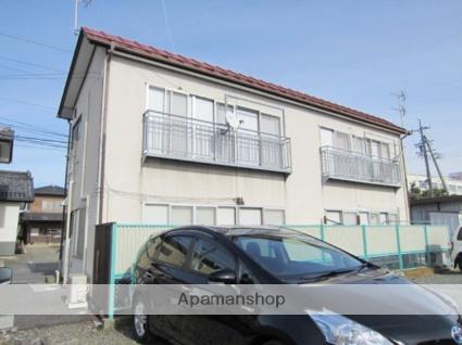 長野県長野市、朝陽駅徒歩16分の築34年 2階建の賃貸アパート