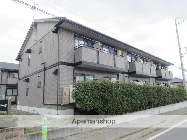 長野県長野市、北長野駅徒歩29分の築16年 2階建の賃貸アパート