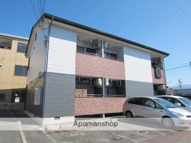 長野県長野市、北長野駅徒歩38分の築23年 2階建の賃貸アパート