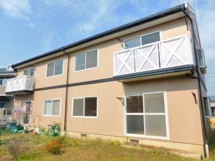 長野県長野市、篠ノ井駅徒歩10分の築27年 2階建の賃貸アパート
