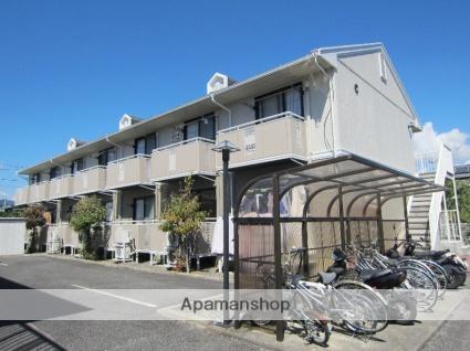 長野県長野市、北長野駅徒歩33分の築25年 2階建の賃貸アパート