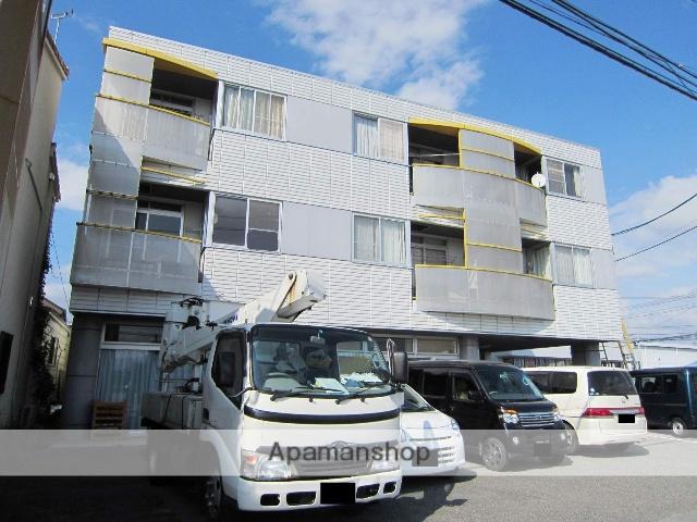長野県長野市、北長野駅徒歩22分の築24年 3階建の賃貸マンション