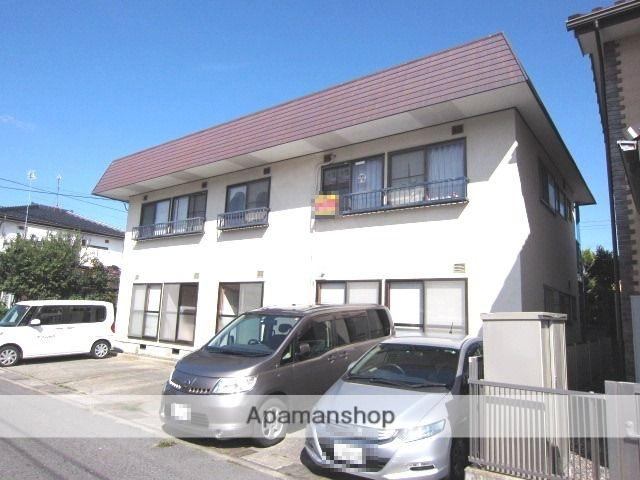長野県長野市、川中島駅徒歩39分の築32年 2階建の賃貸アパート