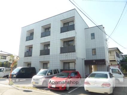 長野県長野市、本郷駅徒歩6分の築27年 3階建の賃貸マンション