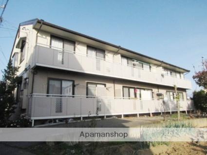 長野県長野市、市役所前駅徒歩23分の築27年 2階建の賃貸アパート