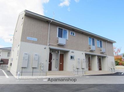 長野県長野市、北長野駅徒歩27分の築3年 2階建の賃貸アパート