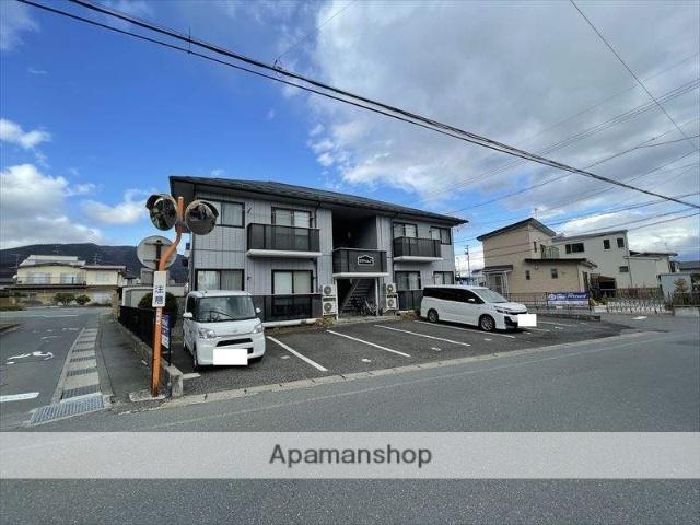 長野県長野市、本郷駅徒歩22分の築21年 2階建の賃貸アパート
