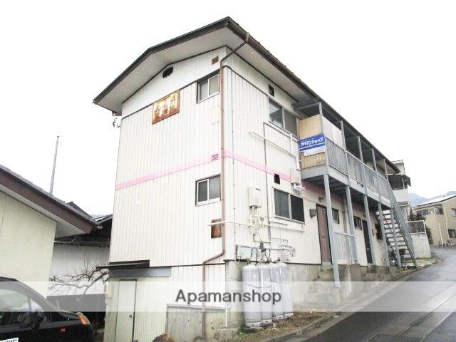 長野県長野市、長野駅徒歩25分の築40年 2階建の賃貸アパート