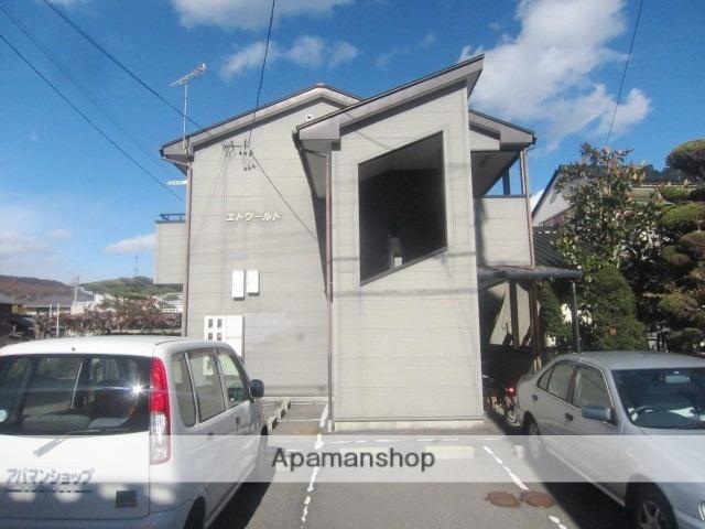 長野県長野市、市役所前駅徒歩15分の築20年 2階建の賃貸アパート