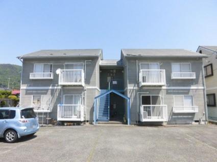 長野県長野市、川中島駅徒歩49分の築26年 2階建の賃貸アパート