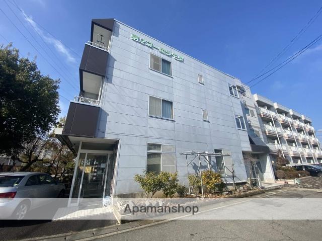 長野県長野市、長野駅徒歩27分の築29年 3階建の賃貸マンション