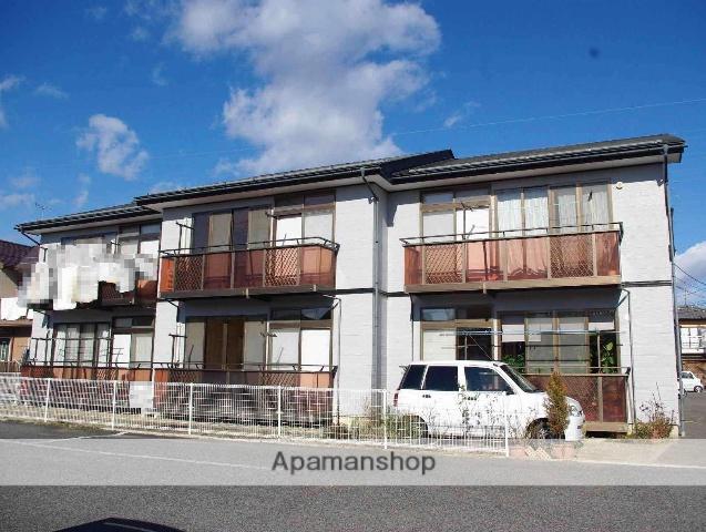長野県長野市、川中島駅徒歩28分の築20年 2階建の賃貸アパート