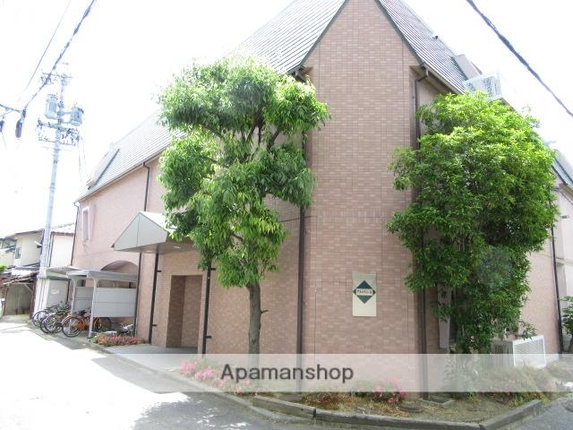 長野県長野市、市役所前駅徒歩8分の築20年 3階建の賃貸マンション