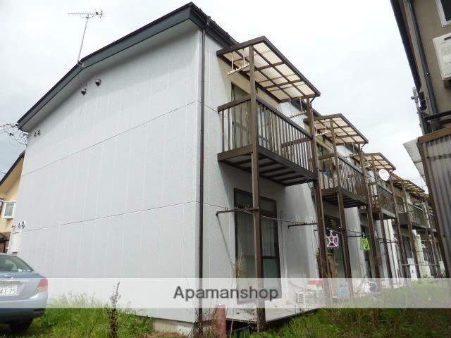 長野県長野市、長野駅徒歩15分の築23年 2階建の賃貸アパート