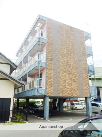 長野県長野市、市役所前駅徒歩10分の築11年 4階建の賃貸マンション