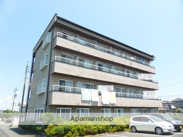長野県長野市、長野駅徒歩38分の築28年 4階建の賃貸マンション