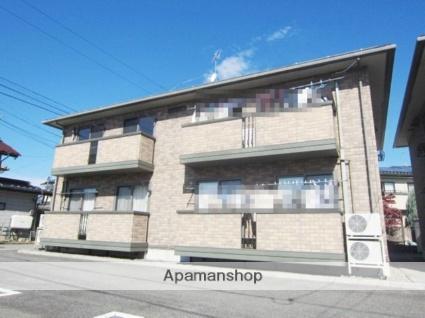 長野県長野市、長野駅徒歩37分の築15年 2階建の賃貸アパート