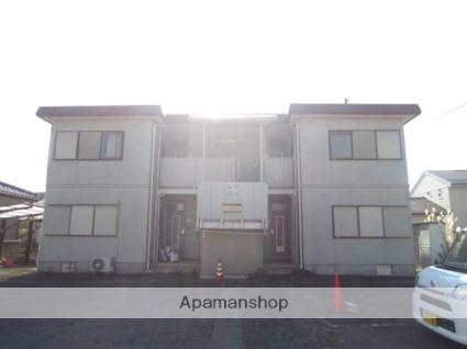 長野県長野市、北長野駅徒歩27分の築27年 2階建の賃貸アパート