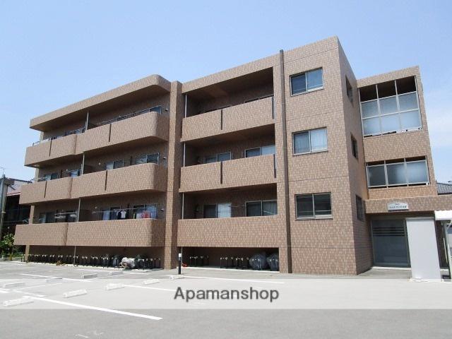 長野県長野市、善光寺下駅徒歩11分の築8年 3階建の賃貸マンション