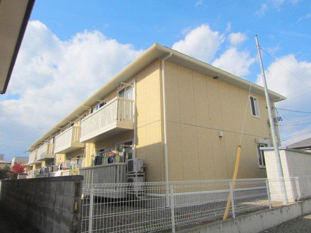 長野県長野市、長野駅徒歩31分の築10年 2階建の賃貸アパート