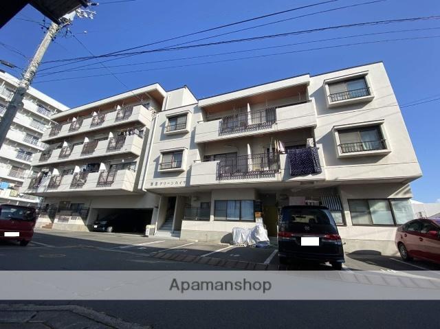 長野県長野市、長野駅徒歩28分の築33年 4階建の賃貸マンション