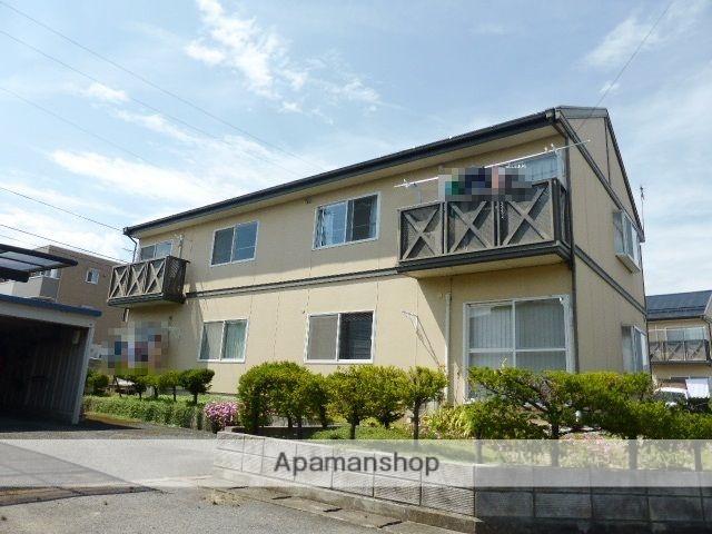 長野県長野市、長野駅徒歩11分の築28年 2階建の賃貸アパート