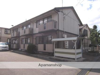 長野県長野市、北長野駅徒歩53分の築22年 2階建の賃貸アパート