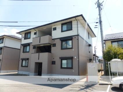 長野県長野市、長野駅徒歩58分の築20年 3階建の賃貸アパート