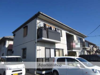 長野県長野市、朝陽駅徒歩8分の築18年 2階建の賃貸アパート