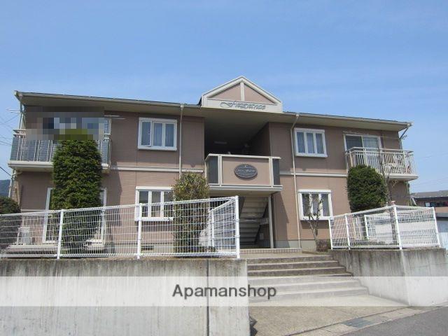 長野県長野市、北長野駅徒歩29分の築22年 2階建の賃貸アパート