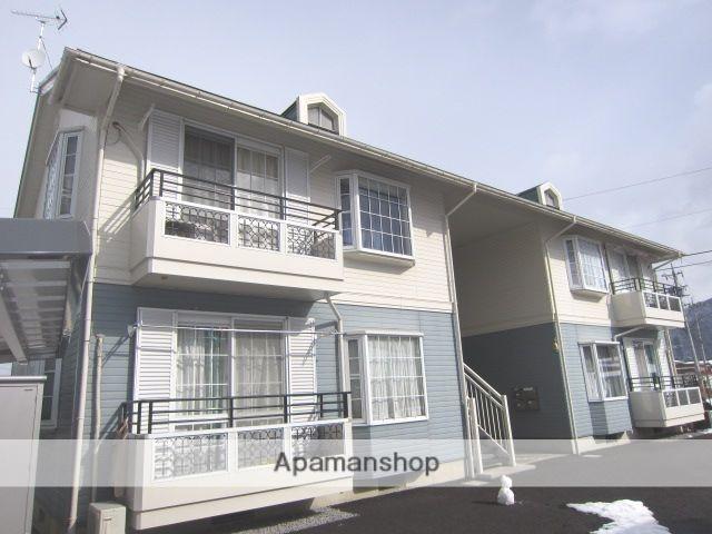 長野県長野市、長野駅徒歩100分の築24年 2階建の賃貸アパート