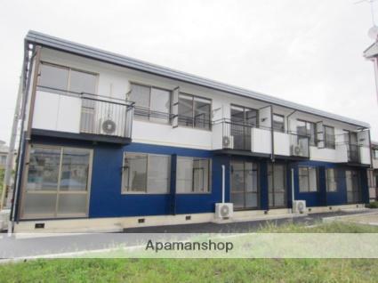 長野県長野市、長野駅徒歩58分の築30年 2階建の賃貸アパート