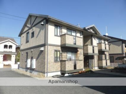 長野県長野市、北長野駅徒歩28分の築13年 2階建の賃貸アパート