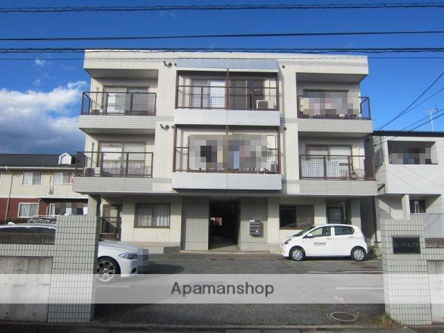 長野県長野市、北長野駅徒歩35分の築27年 3階建の賃貸アパート